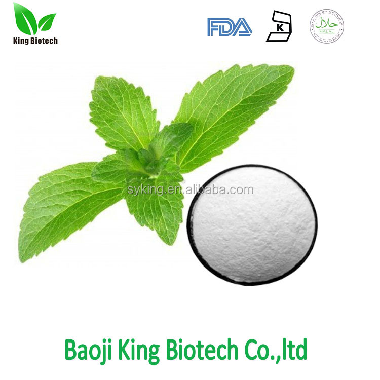 Sales Drop Stevioside Stevia Leaf Extract /stevia rebaudiana extract/stevia plant powder