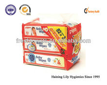 3 in 1 prowerful skin care handi wipes for baby and women