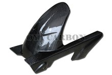 Carbon fiber motorcycle Rear hugger for HONDA hornet 600 PC 41