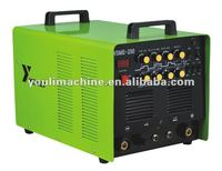 high frequency ac dc pulse tig welding machine foot pedal