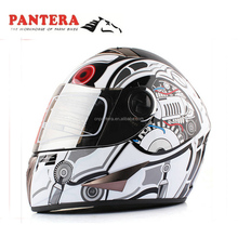 Chongqing New Style Popular EEC Promotion Cheap Full Face DOT Motorcycle Helmet