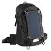 Shenzhen manufacture travel hiking camping smart solar panel backpack waterproof