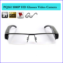 pinhole FULL HD 1920*1080P Glasses Microphone with Camera Spy Glasses Camera Spy Gadgets Glassess Hidden Camera PQ161