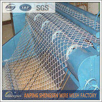 "2-1/2"" chain link mesh for sale"