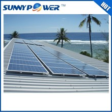 30kw solar energy system price with charger for phones