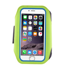 AOK Sport Armband Case For iPhone X 6 6s 7 8 Plus mi5 mi6 Redmi 4 pro wei P10 Brassard Touch Screen Arm Band Cover
