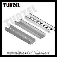 Pre Galvanized or Hot dip Galvanized Steel Cable Trunking