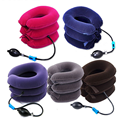 For Stiff Neck Cheap Medical PVC Inflatable Cervical Neck Traction
