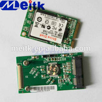 Mini PCI E MSATA SSD To