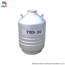 movable nitrogen tank liquid nitrogen gas storage 30 liter container for transport