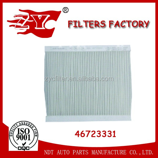 Wholesale Price Car Cabin Air Filter Conditioning Air Filter 46723331