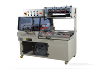 Aoutomatic L type sealer shrink wrapping packing machine
