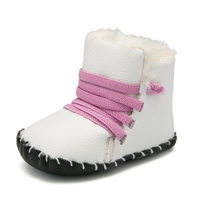 New Arrival Baby Boots Unisex Boys Girls Warm Shoes First Walkers Durable  Boots For Infant 198395996d95