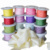 1/2'' wide cutting blended colors hand dyed silk ribbon