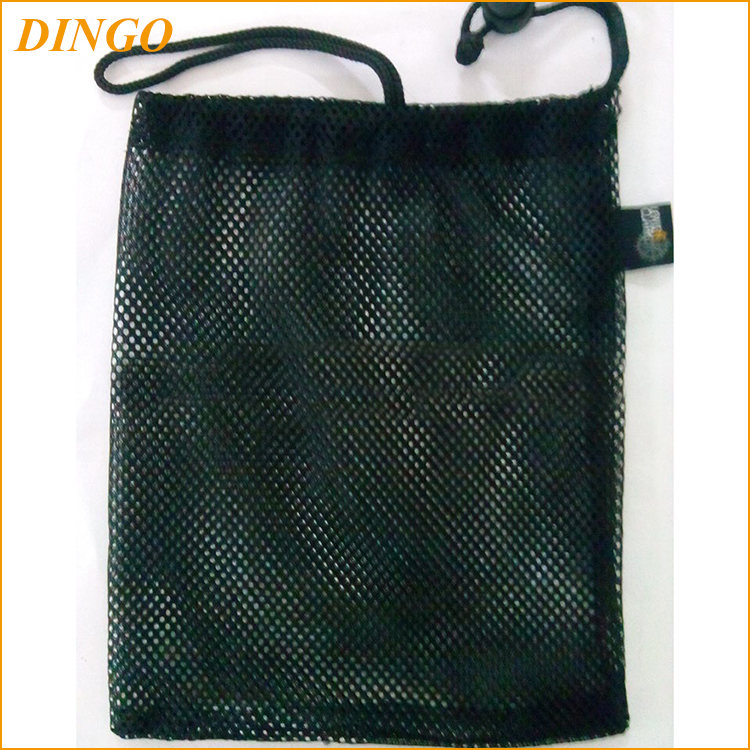 soccer ball drawstring bag mesh drawstring bag cinch up folding drawstring bag