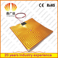 12V, 24V and 3D Printer Hot Plate Heating Pad