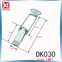 DK030 Flat Mouth Spring Loaded Latch / Door Latch / Spring Bolt Latch