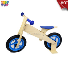 Factory Directly Sell Wooden Bike Children Balance Bike Kids Wooden Balance Bicycle