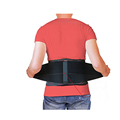Lumbar Back Brace and Adjustable Back Support Belt for Men Women