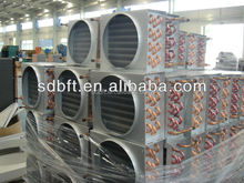 China air cooled condenser making factory---Jinan Baifute Refrigeration