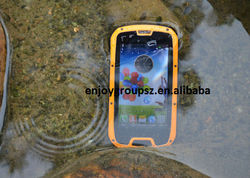 cruiser custom rugged android mobile phone with PTT nfc