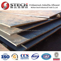 Hot rolled MS steel plate A36, flat bar, Cr+