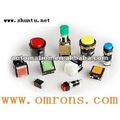 Nikkai Japan NKK Switches LB-15SK illuminated pushbutton switch
