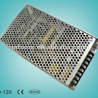 120W Dual output voltage switching power supply