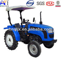 small power QLN300 new design agricultural 30hp 2wd farm wheel international tractor truck head