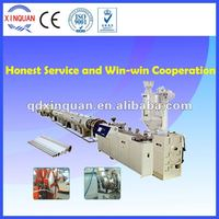 plastic ppr pe cold and hot water supply tube extrusion machinery
