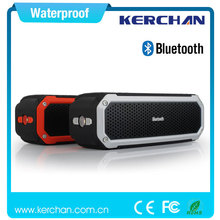 The factory price wireless active 1000w rms portable shower bluetooth speaker