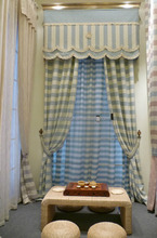 2014new luxury different kinds of fancy bedroom curtains
