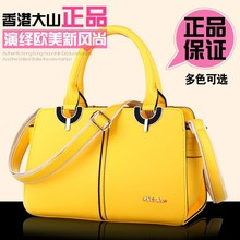 2016 Wholesale China Guangzhou Fashion Woman Tote Bag Newest Very Cheap Genuine Leather Handbags for Lady
