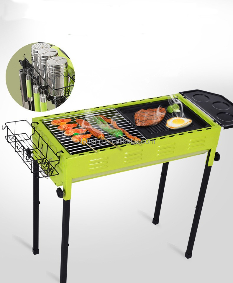 Outdoor Gas Bbq Grill / Camping Marine Bbq With 2 Burner/ Stainless Steel