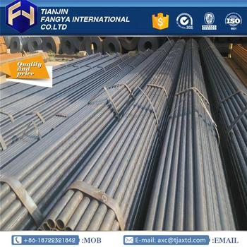 FACO Steel Group ! stpg370 specification straight steel pipe with great price
