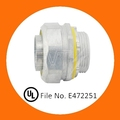 Liquid Tight Flexible Conduit Straight Connector for