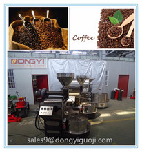 Full automatic electric heating coffee roaster machine DY-6kg coffee bean roasting machines
