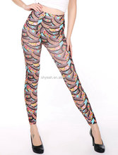 Professional printed jean type wholesale hot girls pictures sexy pantyhose leggings