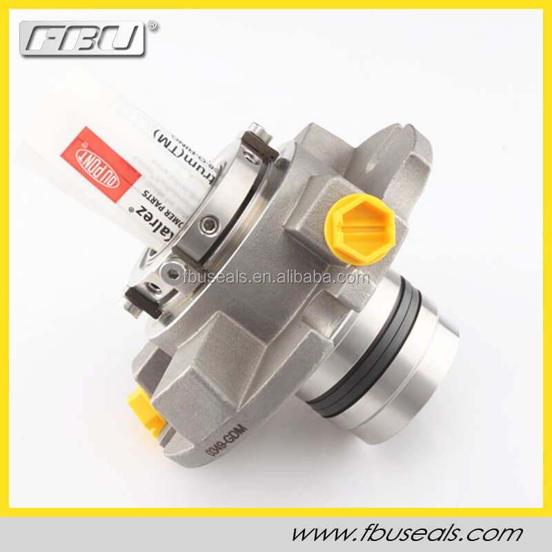 FBU offer GDM alternative to flowserve mechanical seal and john crane mechanical seal for chemical process pump