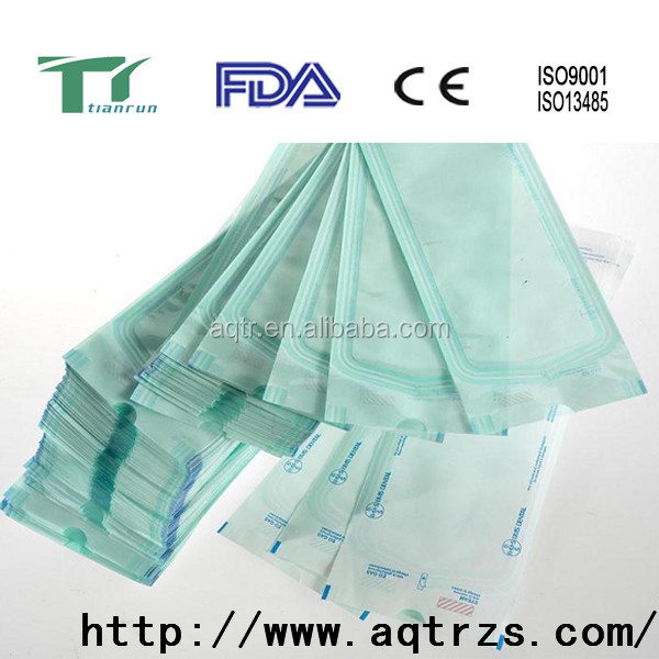 medical HYPODERMIC NEEDLES sterilization flat reel pouch
