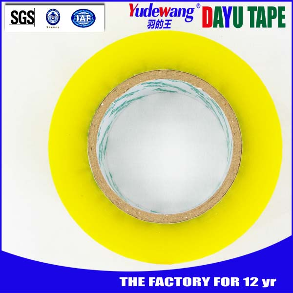 normal bopp packing tape underwater adhesive tape transparent bopp tapes