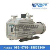 2 Stage Rotary Vane Vacuum Oil and Gas Pumps with Filter 2RH018D