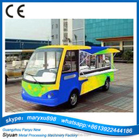convenient efficient flexibility and comfort commercial ice cream car for sale