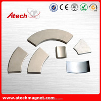 Super Strong Arc Neodymium Magnets With Different Angle