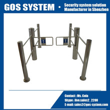 simple design stainless steel door swing barrier swing automatic gate