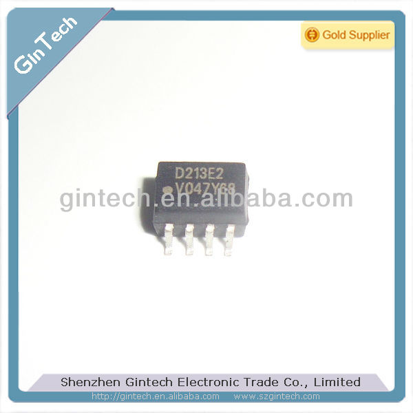 (IC) Low Cost, 2W SIP Single & Dual Output DC/DC Converters D213E2