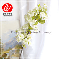 141270 Decorative Flowers & Wreaths cherry blossom artificial flower buy direct from factory