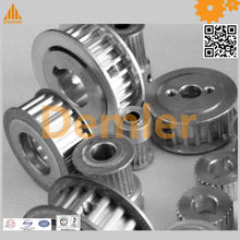 Manufacturer Alumibum AT10 Timing pulleys, AT10 gear belt pulley, AT10 Synchronous pulley