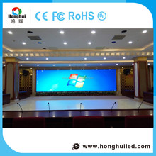 Indoor scrolling wireless led moving message display rgb P6 led panel