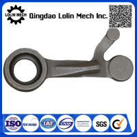 High Precision Steel Forging parts Valve Body